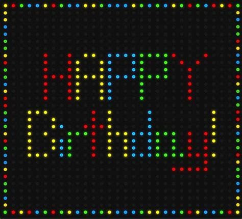Lite Brite Birthday! Free Happy Birthday eCards, Greeting