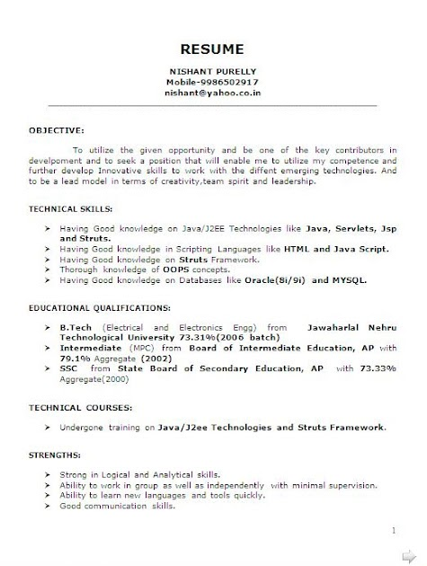 Difference Between Cv Resume And Biodata