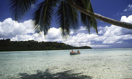 Climate change and sinking beneath the waves isn't the only danger the islands face. Unless poor policy is addressed, they also risk a homemade environmental and energy crisis