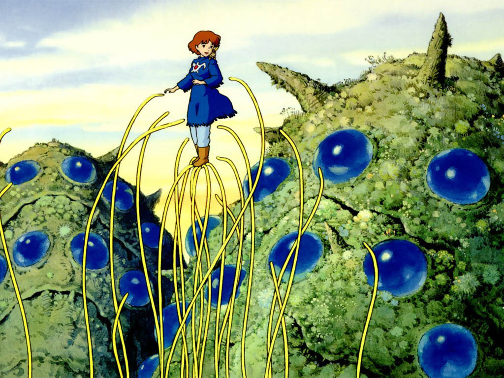 Nausicaa Of The Valley Of The Wind Nausicaa Of The Valley Of The
