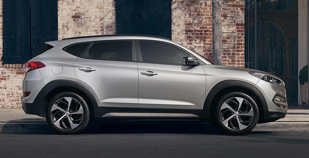 Compare 2016 Hyundai Tucson Vs 2015 Tucson
