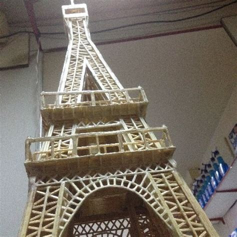 elisi elyapimi hobi ev maketleri eyfel kulesi tamami