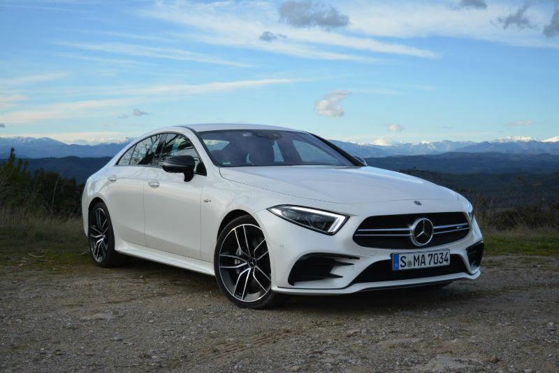 First road test 2019 Mercedes-Benz CLS   LuxuryCarMagazine En