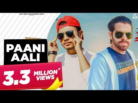 Paani Aali  haryanvi Masoom Sharma Video Song Download HD