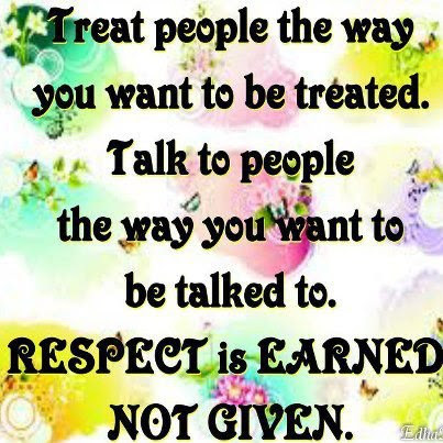 Treat People The Way You Want To Be Treated Quotespicturescom