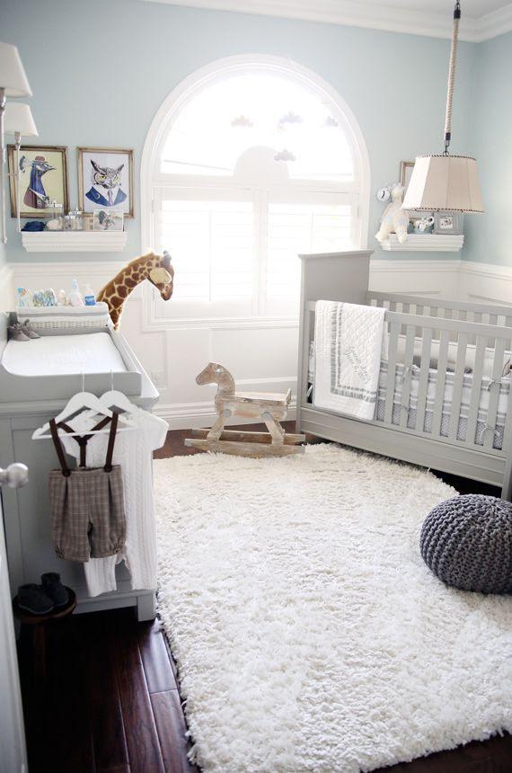 10 Steps to Create the Best Boy's Nursery Room - Decoholic