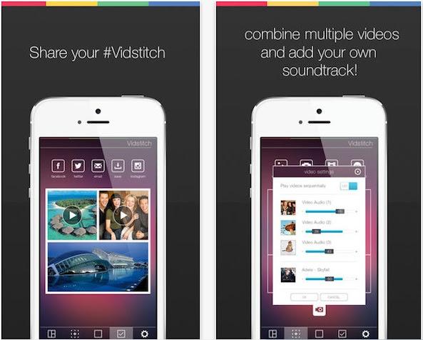 Vidstitch Pro – Video Collage