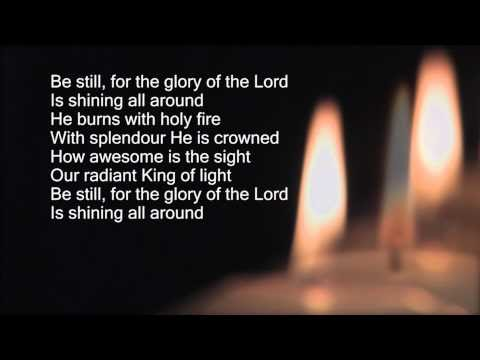 Lyrics containing the term: youre still lord by mike purkey