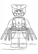 400 Top Free Coloring Pages Lego Avengers For Free