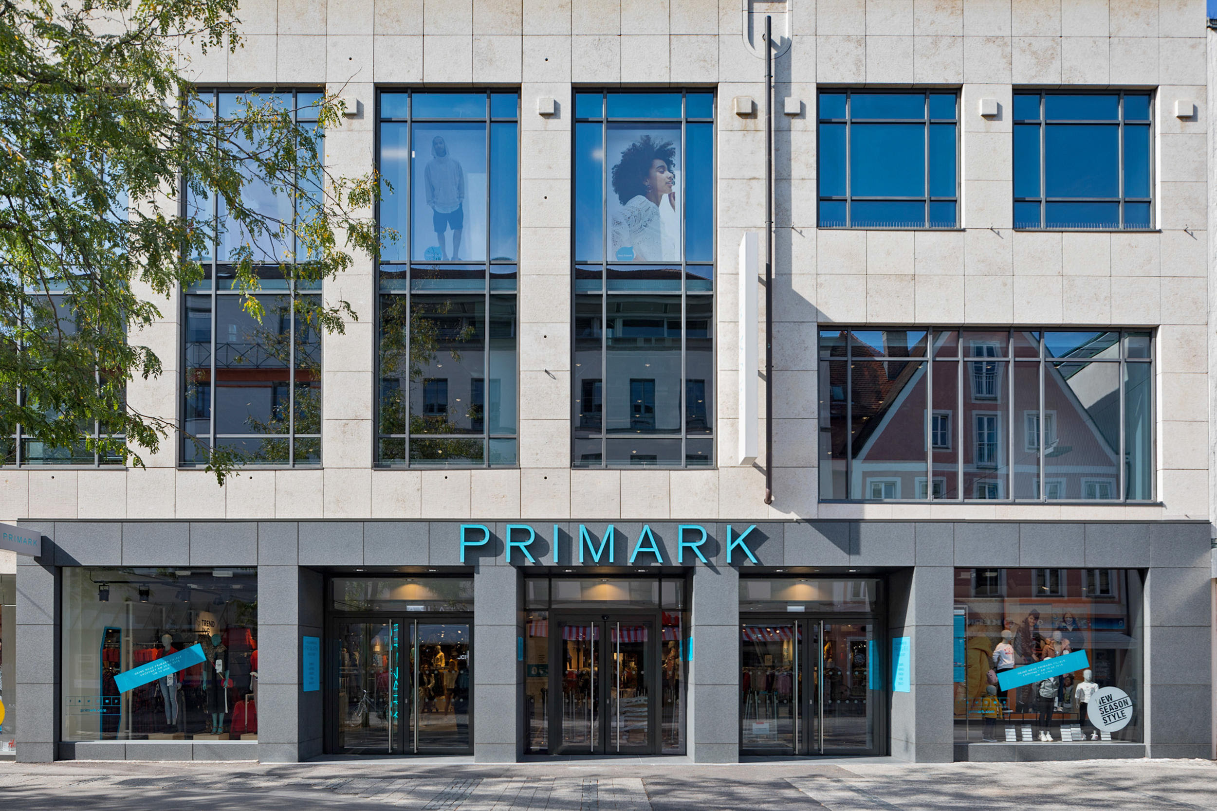 primark: ingolstadt   take care, stay safe