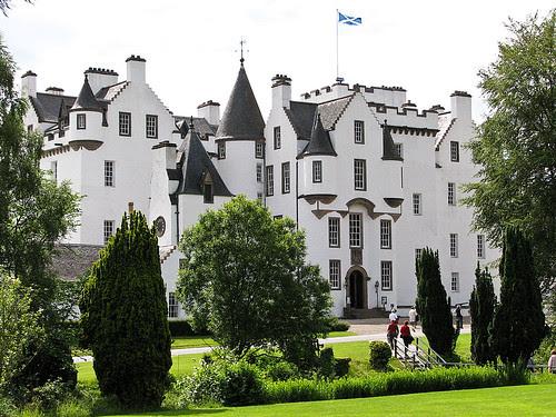 Castillo Blair castillos medievales