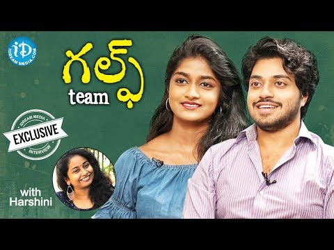 Gulf Movie Team Chetan & Dimple Exclusive Interview
