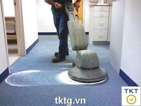 Dịch vụ giặt thảm văn phòng