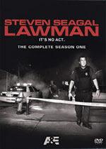 Lawman: Season One, a Mystery TV Series