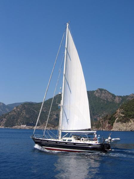 Sailing boat self build | TuGBS