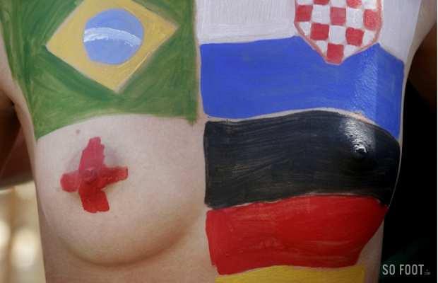 Pas plus de prostitués en Coupe du monde