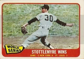 #133 World Series Game Two: Stottlemyre Wins