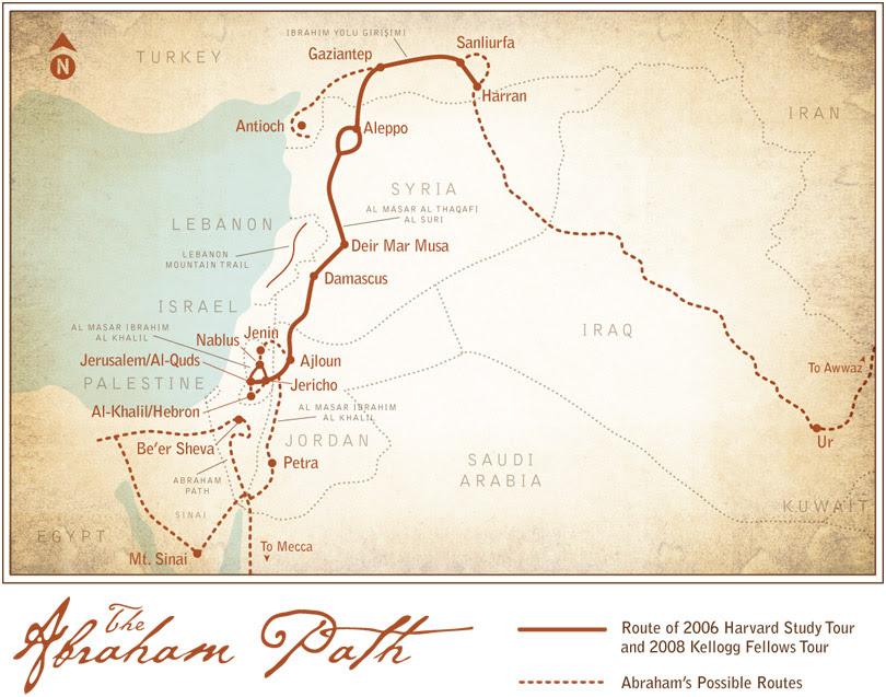 banksAbraham Path map_large_Apr09