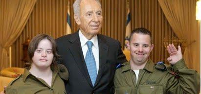 La Knesset embauche des handicapés