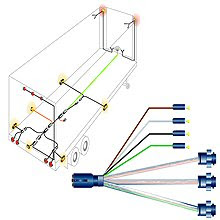 32 Semi Trailer Light Wiring Diagram - Free Wiring Diagram SourceFree Wiring Diagram Source