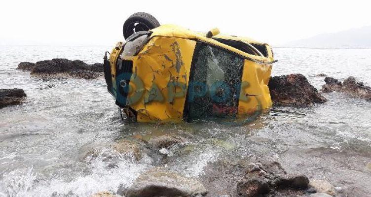 Νεκρός 21 ετών οδηγός στη Μεσσηνία που έπεσε από γκρεμό (Βίντεο)