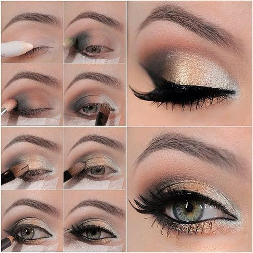 EVENING MAKE-UP TUTORIAL