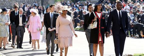 The Best Dressed Guests at the Royal Wedding   Glamour