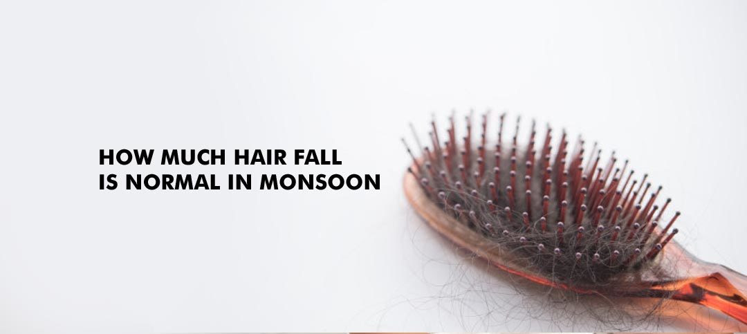 How much hair fall is normal in monsoon: How to deal with ...