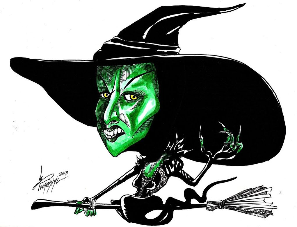 Free Wicked Witch Images Download Free Clip Art Free Clip Art On