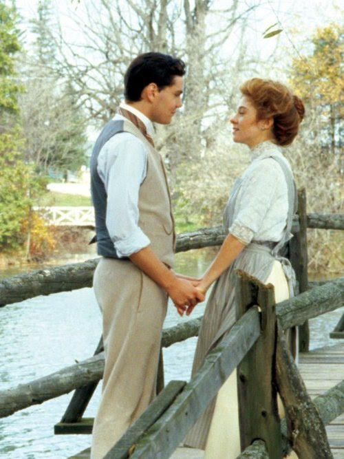 Image result for anne shirley and gilbert blythe