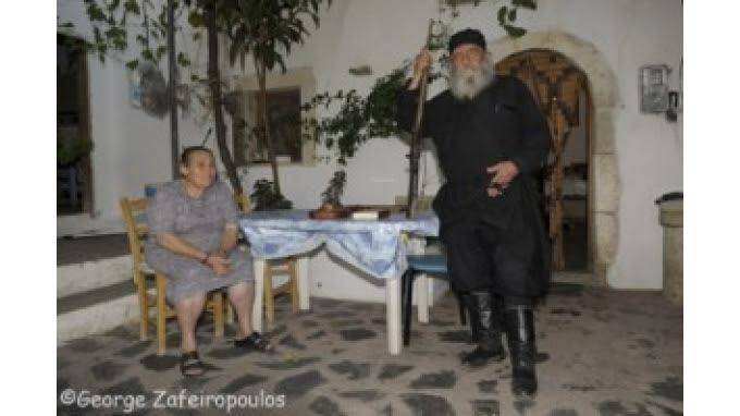 Ένας επαναστάτης ιερέας από την Κρήτη -