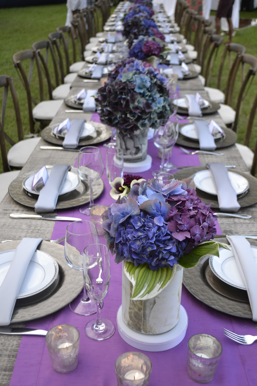 37 Beautiful Purple Party Decorations Table Decorating Ideas