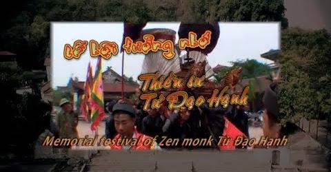 Lễ Hội Tưởng Nhớ Thiền Sư Từ Đạo Hạnh [Du Lịch Văn Hóa Việt Nam]