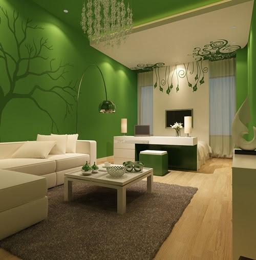 4 Basics for Choosing Your Living Room Colors - Interior ...