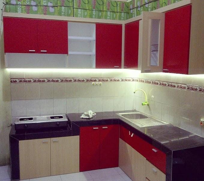 Contoh Lemari Dapur Sederhana | Ide Rumah Minimalis