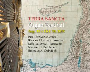 Κύπρος : Φεστιβάλ Εκκλησιαστικού Οργάνου Terra Sancta
