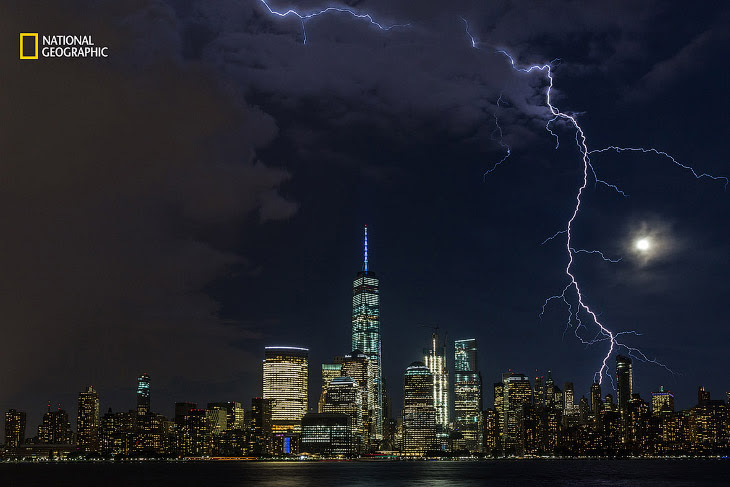 Гроза на Манхеттене