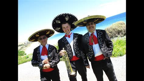 The Mexican Mariachi Band with Trumpet   YouTube
