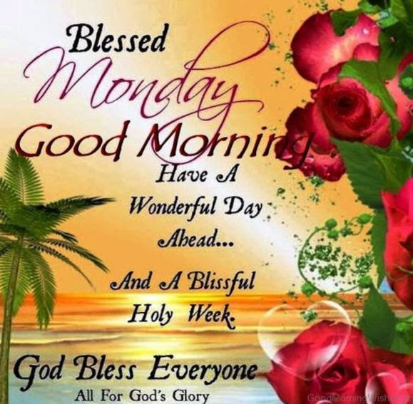Best Good Monring Monday Images With Gud Morning Monday Pics