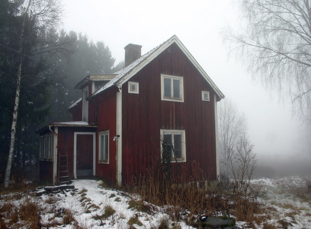 The house by the stream