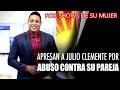 Apresan Al Comunicador Julio Clemente, Por Shows De Su  Ex Pareja, Pero Luego Lo Dejan En Libertad