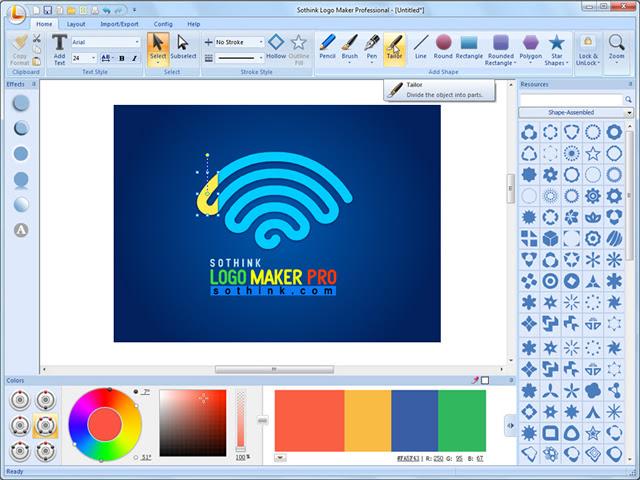 Logo Design Software – FREE Logo Design