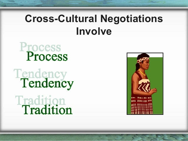 Business negotiation: a cross cultural perspective from collectivism and individualism