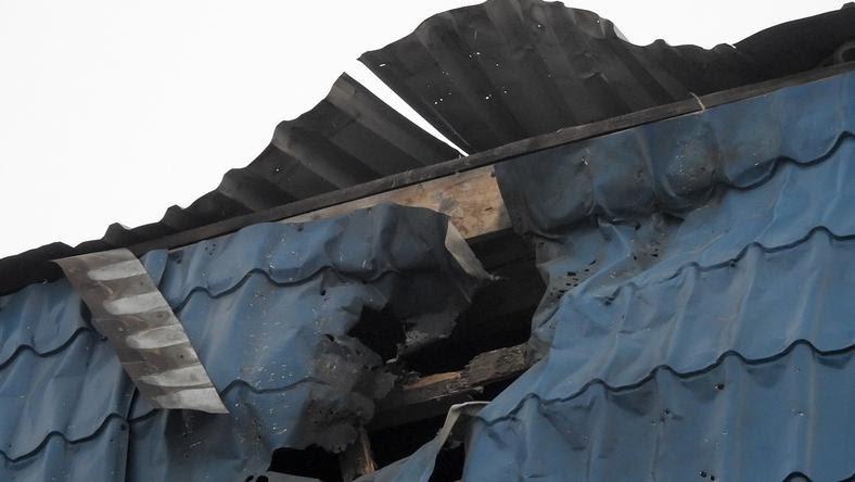 UKRAINE POLISH CONSULATE ATTACK (The attack to the Polish Consulate in Ukraine)