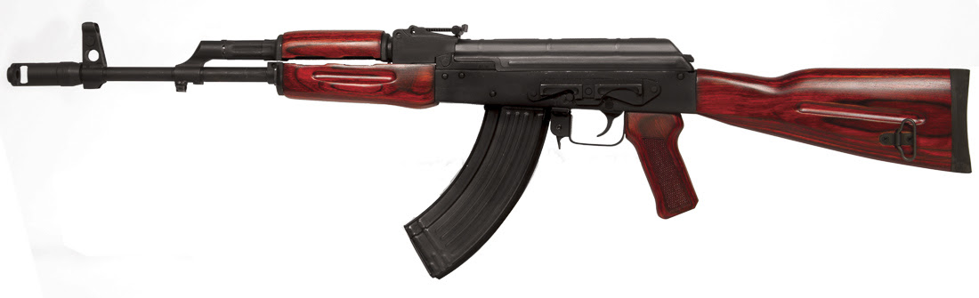 Ode To The Ak