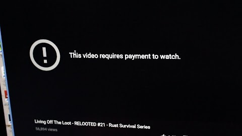 This Video Requires Payment To Watch