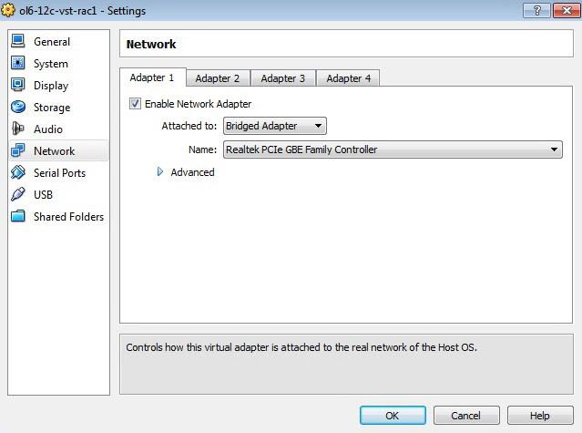 Oracle 12c RAC on VirtualBOX 1