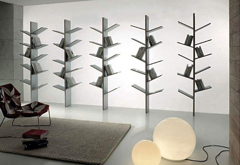 Creative Bookcase Ideas