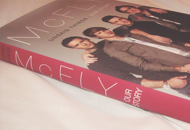 Mcfly unsaid things