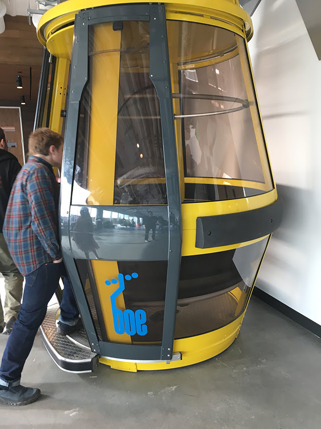 Google Boulder Office Ski Lift